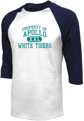 Apollo Middle School Raglan Shirts