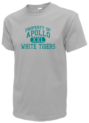 Apollo Middle School Kid T-Shirts