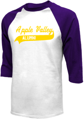 Apple Valley Middle School Raglan Shirts