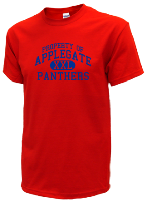Applegate Elementary School Kid T-Shirts