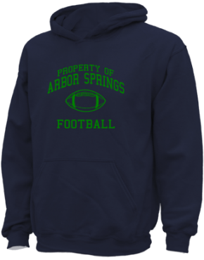 Arbor Springs Elementary School Kid Hooded Sweatshirts