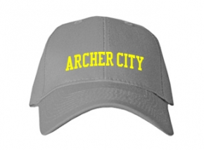 Archer City High School Kid Embroidered Baseball Caps