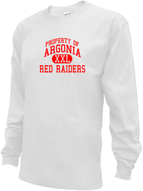 Argonia High School Kid Long Sleeve Shirts