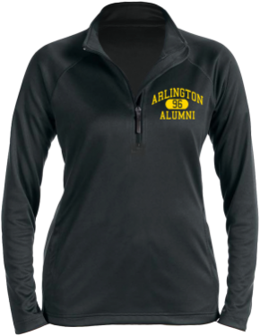 Arlington Elementary School Stretch Tech-Shell Compass Quarter Zip