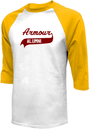Armour Elementary School Raglan Shirts