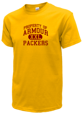 Armour Elementary School Kid T-Shirts
