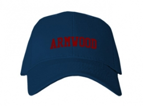 Armwood High School Kid Embroidered Baseball Caps