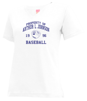 Arthur L Johnson High School V-neck Shirts