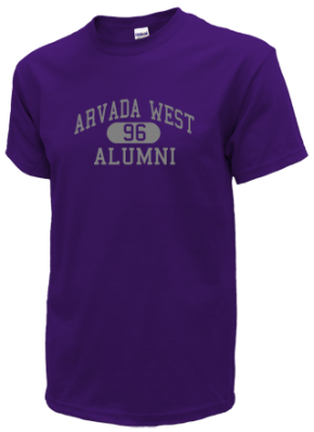 Arvada West High School T-Shirts