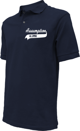 Assumption High School Embroidered Polo Shirts