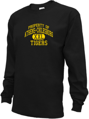 Athens-chilesburg Elementary School Kid Long Sleeve Shirts