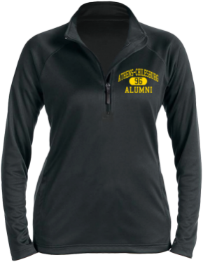 Athens-chilesburg Elementary School Stretch Tech-Shell Compass Quarter Zip