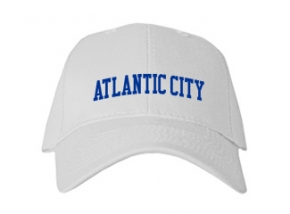 Atlantic City High School Kid Embroidered Baseball Caps