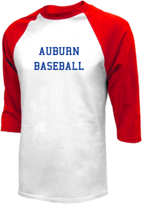 Auburn High School Raglan Shirts