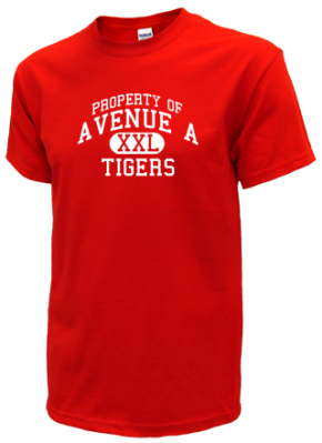 Avenue A Elementary School Kid T-Shirts