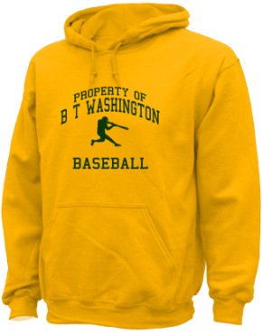 B T Washington High School Hoodies