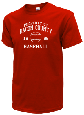 Bacon County High School T-Shirts