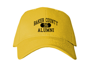 Baker County Elementary School Embroidered Baseball Caps