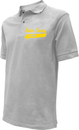 Baker County Elementary School Embroidered Polo Shirts