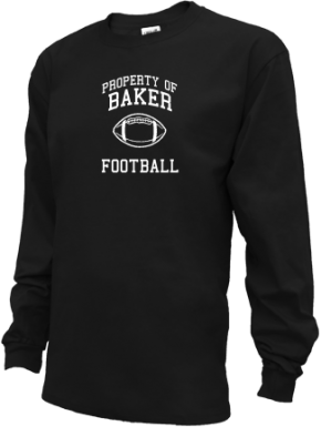Baker Junior High School Kid Long Sleeve Shirts