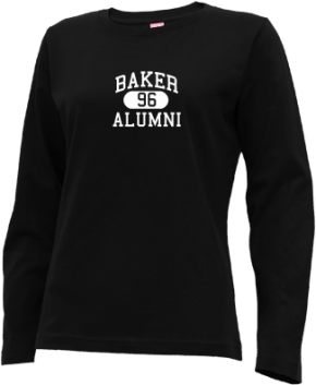 Baker Junior High School Long Sleeve Shirts