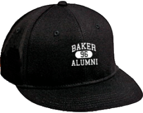 Baker Junior High School Flat Visor Caps