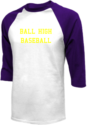 Ball High School Raglan Shirts