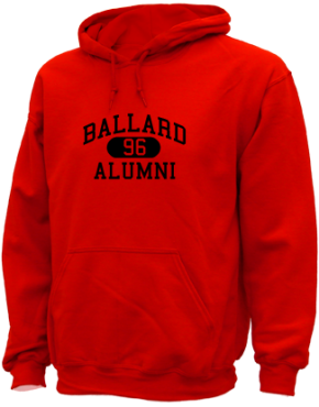 Ballard High School Hoodies