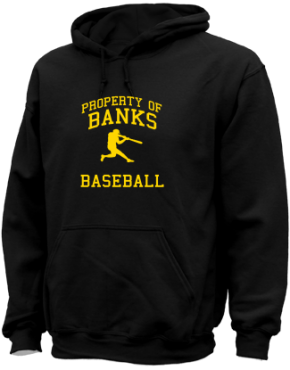 Banks High School Hoodies