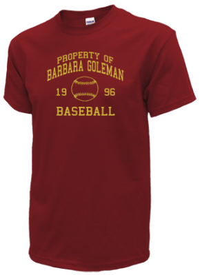 Barbara Goleman High School T-Shirts
