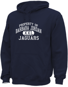 Barbara Jordan High School Hoodies