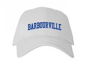 Barbourville High School Kid Embroidered Baseball Caps