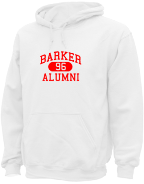 Barker Middle School Hoodies