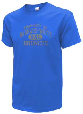 Barnard-white Middle School T-Shirts