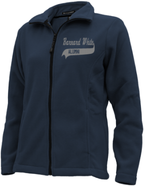 Barnard-white Middle School Embroidered Fleece Jackets