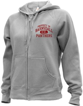 Barnsdall Elementary School Zip-up Hoodies