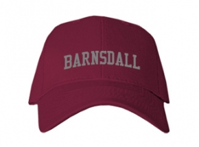 Barnsdall Elementary School Kid Embroidered Baseball Caps