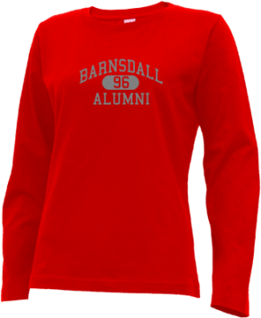 Barnsdall Elementary School Long Sleeve Shirts