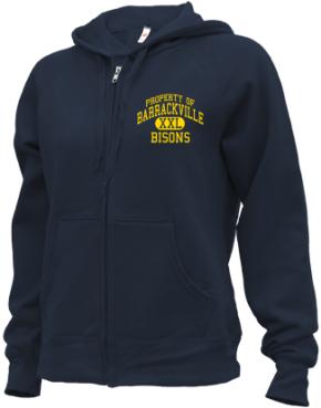 Barrackville Elementary/middle School Zip-up Hoodies