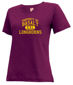Basalt Elementary School V-neck Shirts