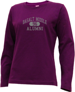 Basalt Middle School Long Sleeve Shirts
