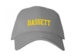 Bassett High School Kid Embroidered Baseball Caps