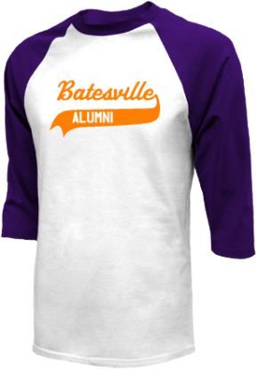 Batesville Middle School Raglan Shirts