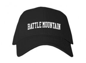 Battle Mountain High School Kid Embroidered Baseball Caps