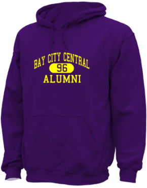 Bay City Central High School Hoodies