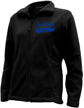 Bay Middle School Embroidered Fleece Jackets