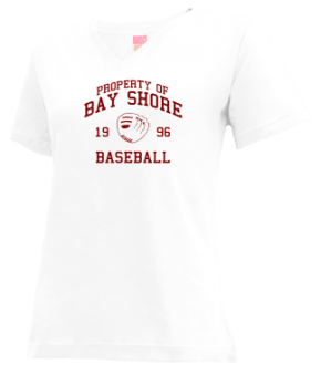 Bay Shore High School V-neck Shirts