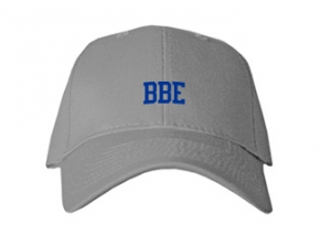 Bbe High School Kid Embroidered Baseball Caps