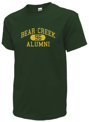 Bear Creek High School T-Shirts