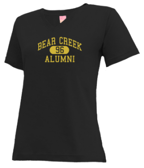 Bear Creek High School V-neck Shirts